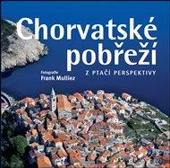 Chorvatské pobřeží z ptačí perspektivy