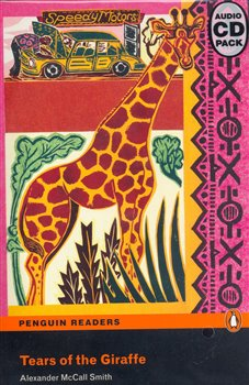 Obálka titulu Tears of the Giraffe (CD audio Pack)