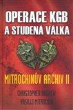 Operace KGB a studená válka (Mitrochinův archiv II) - obálka