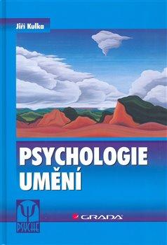 Obálka titulu Psychologie umění