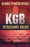 Neznámé špionážní operace KGB - Mitrochinův archiv - obálka