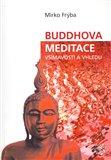 Buddhova meditace všímavosti a vhledu - obálka
