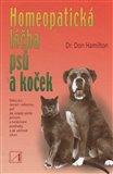 Homeopatická léčba psů a koček - obálka