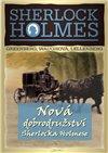 Obálka knihy Nová dobrodružství Sherlocka Holmese
