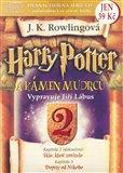 Harry Potter a Kámen mudrců 2. - obálka