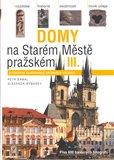 Domy na Starém městě pražském III. - obálka
