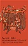 Trnová dívka - obálka
