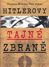 Obálka knihy Hitlerovy tajné zbraně