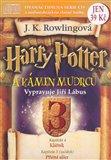 Harry Potter a Kámen mudrců 3. - obálka