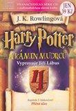 Harry Potter a Kámen mudrců 4. - obálka