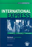 New International Express Intermediate - Workbook + CD Pack - obálka