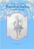 Barokní balet ve střední Evropě - obálka