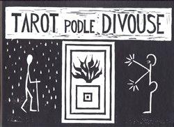 Tarot podle Divouse. Kniha a příloha tarotových karet - Rudolf Rousek