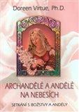 Archandělé a andělé na nebesích - obálka