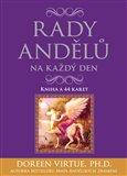 Rady andělů na každý den - karty + příručka (Kniha a 44 karet) - obálka