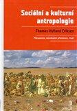 Sociální a kulturní antropologie - obálka