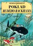 Tintin - Poklad Rudého Rackhama (Tintinova dobrodružství) - obálka