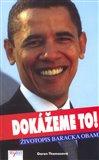 Dokážeme to (životopis Baracka Obamy) - obálka