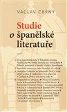 Studie o španělské literatuře - obálka