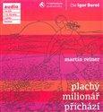 Plachý milionář přichází (Audiokniha) - obálka