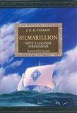 Silmarillion (ilustrované vydání) (Bazar - Mírně mechanicky poškozené) - obálka