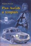 Pan Auťák a templáři - obálka