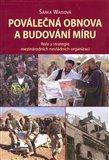 Poválečná obnova a budování míru (Role a strategie mezinárodních nevládních organizací) - obálka