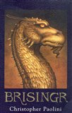 Brisingr. Inheritance, Book Three - obálka
