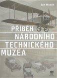 Příběh Národního technického muzea - obálka