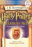 Harry Potter a Kámen mudrců 5. - obálka