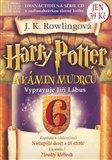 Harry Potter a Kámen mudrců 6. - obálka
