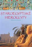 Staroegyptské hieroglyfy - obálka