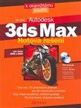 3ds max + DVD (Hotová řešení) - obálka
