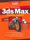 Obálka knihy 3ds max + DVD