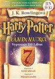 Harry Potter a Kámen mudrců 7. - obálka