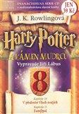 Harry Potter a Kámen mudrců 8. - obálka