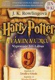 Harry Potter a Kámen mudrců 9. - obálka
