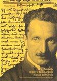 Základy logiky v temporalitě lidské existence (Spor o psychologismus v myšlení Martina Heideggera) - obálka