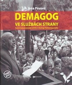 Obálka titulu Demagog ve službách strany