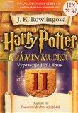 Harry Potter a Kámen mudrců 11. - obálka