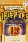 Harry Potter a Kámen mudrců 12. - obálka