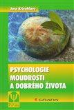 Psychologie moudrosti a dobrého života - obálka