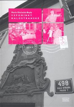 Obálka titulu Vzpomínky malostranské