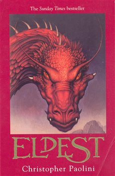 Eldest. Inheritance, Book Two - Christopher Paolini