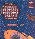 Stopařův průvodce galaxií (Audiokniha) - obálka