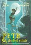 Petr a zloději stínů - obálka
