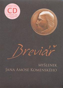Obálka titulu Breviář myšlenek Jana Amose Komenského