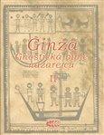 Ginza - Gnostická bible nazarejců II. (Kniha V,5 - XVIII) - obálka