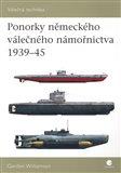 Ponorky německého válečného námořnictva 1939-45 - obálka