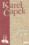 Hovory s T.G. Masarykem - obálka
